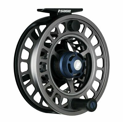 $500 • Buy Sage Spectrum Max 11/12 Fly Reel - Color Squid Ink - NEW - FREE FLY LINE
