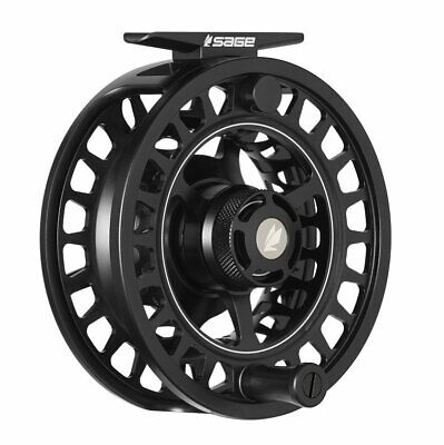 $500 • Buy Sage Spectrum Max 11/12 Fly Reel - Color Stealth - NEW - FREE FLY LINE