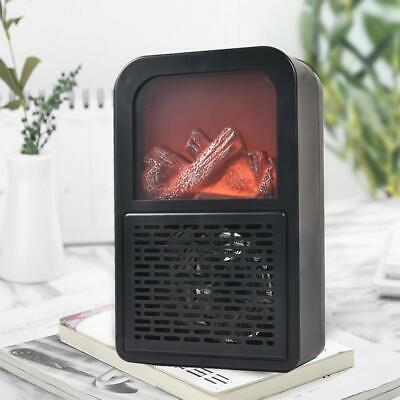 $3.19 • Buy Portable Space Electric Heater Mini Fast Heating For Home Office Fireplace Stove