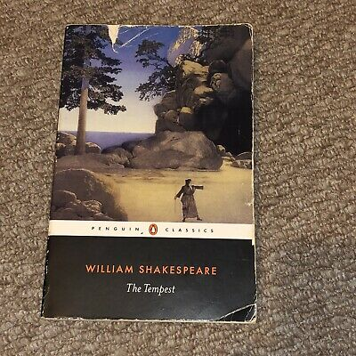 The Tempest By William Shakespeare • 5£
