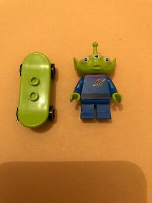 Lego Alien Toy Story 4 With Skateboard From Set 10769 Brand New Genuine • 4.99£