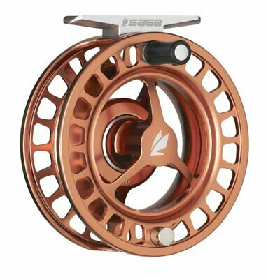 $300 • Buy Sage Spectrum 7/8 Fly Reel - Color Moscow Mule - NEW - FREE FLY LINE