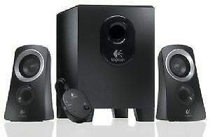 AU118.26 • Buy Logitech Z313 Speakers 2.1 2.1 Stereo,Compact Subwoofer Rich Sound Simple Set...