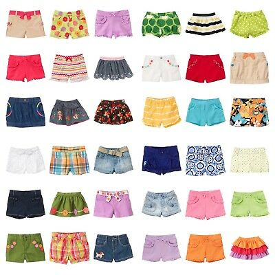 $9.99 • Buy NWT GYMBOREE Baby Girl Kids Girl Skirt/Skort/Shorts Ship Fast