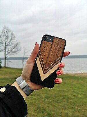 AU24.20 • Buy Real Wood Phone Case For IPhone 7 8 Plus X Xs Xr 11, PRO MAX Samsung S8 S9 S10