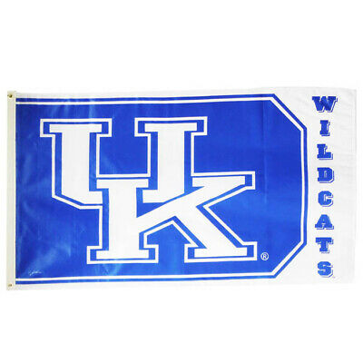 $24.99 • Buy GAMEDAY OUTFITTERS UNIVERSITY OF KENTUCKY Wildcats FLAG 3 X 5 LOGO & NAME 80090