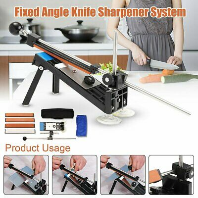 $24.79 • Buy New Edge Pro Apex Style Fix-Angle Knife Sharpening System Home Sharpener