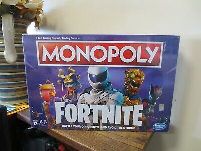 $19.99 • Buy New! Monopoly: Fortnite Edition Board Game
