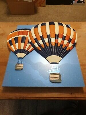 Genuine Rolex By Roldeco Hot Air Balloon Window Display Board (Extremely Rare) • 999.99£