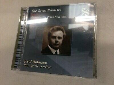 THE GREAT PIANISTS, VOL. 5 USED - Excellent Condition CD • 7.15£