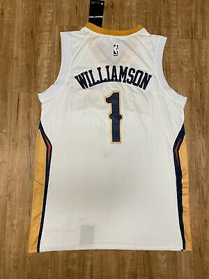 $34.99 • Buy Zion Williamson New Orleans Pelicans Jersey (White)