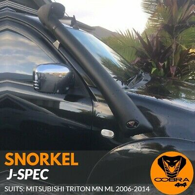 AU157 • Buy  J-SPEC Snorkel Kit Suits Mitsubishi TRITON MN ML 2006 - 2014 Challenger
