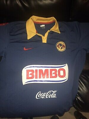 $80 • Buy Club America Long Sleeve Jersey Nike Original