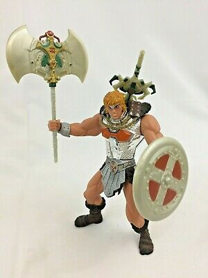 $24.99 • Buy MOTU Battle Sound He-Man 200x Complete Figure Masters Of The Universe