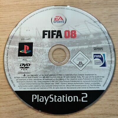 £1.75 • Buy Ps2 Disc Only - Fifa 08