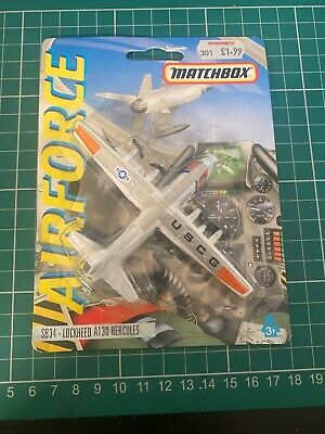 Matchbox Airforce C130 Hercules Plane  • 8.99£