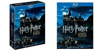 $18.99 • Buy Harry Potter: Complete 8-Film Collection (DVD, 2011, 8-Disc Set)