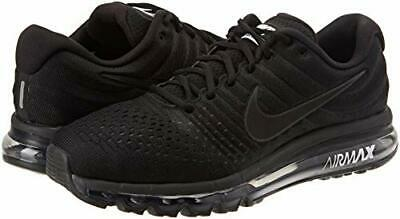 $129.88 • Buy NIKE AIR MAX 2017 $190 Men's Running Training Shoes AUTHENTIC 849559 004 Black
