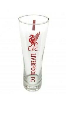 £18.99 • Buy Liverpool FC Official Football Gift Tall Beer Pint Glass Fathers Day