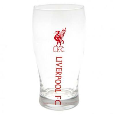 £14.99 • Buy Liverpool FC Official Football Gift Beer Pint Glass Fathers Day