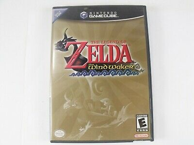 $49.99 • Buy The Legend Of Zelda: The Wind Waker (GameCube 2003) Guide Included