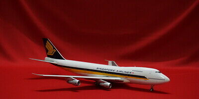 AU249.07 • Buy Singapore Airlines OC L.E. 180pcs B747-212B 1:200 9V-SIA Die-cast Airplane Model