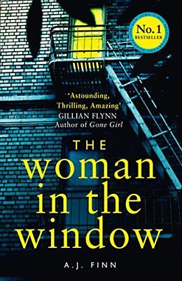 AU10.99 • Buy The Woman In The Window By Finn, A. J. 0008234167 The Cheap Fast Free Post