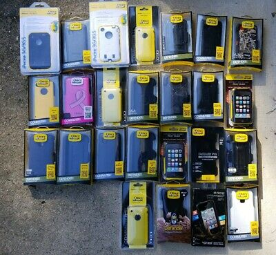 $ CDN38.14 • Buy LOT OF 25 NEW! Otterbox - Commuter And Defender IPhone Samsung Galaxy Verizon LG