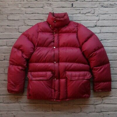$349.99 • Buy Vintage North Face Puffer Quilted Down Parka Jacket Brown Label Himalayan