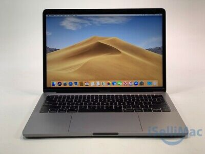 $500.65 • Buy Apple 13  MacBook Pro Mid 2017 MPXQ2LL/A + Liquid Contact Sold As Is