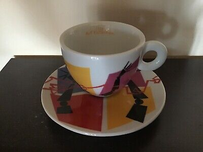 Cappuccino Cup Illy Art Collection Pedro Almodovar • 125.17£