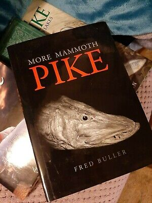£122.50 • Buy More Mammoth Pike By Fred Buller.... First Edition Hardback