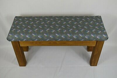 Upholstered Wooden Kitchen Dining Hallway Bench • 85£