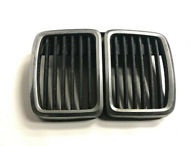 $50 • Buy BMW E30 Front Kidney Grille Chrome