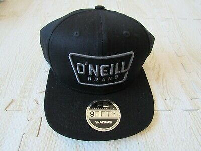 $18.99 • Buy O'neill 9fifty New Era Mens Snapback Hat Nwt