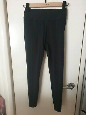 AU15 • Buy Black Small Uniqlo Thermal Tights