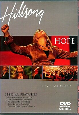 $24.99 • Buy Hillsong Music - Hope Live Worship 2003 Dvd (Very Good)