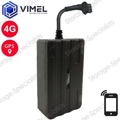 AU129 • Buy Vimel 4G GPS 3G Tracker Anti-Theft Real Live Remote Monitoring Vehicle Car Boat