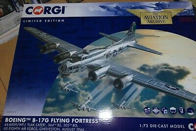 Corgi Aviation 1:72 Boeing B-17 G  Flying Fortress  Flak Eater 364th Bs   • 127.99£