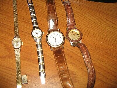 $ CDN1.99 • Buy Small Lot Of Vintage Watches For Parts, Repair, Pre-owned