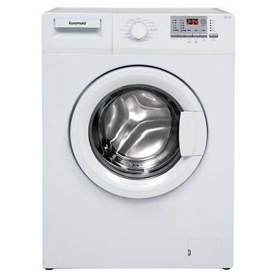AU739 • Buy NEW Euromaid  WMFL55 5.5kg Front Load Washing Machine