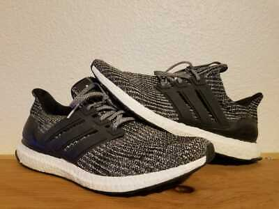 $ CDN105.15 • Buy Men´s ADIDAS Ultra Boost 4.0 Sz 13 Cookies And Cream Black And Core White BB6179