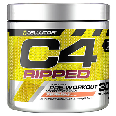 AU59.95 • Buy Cellucor C4 Ripped - ID Series | Pre-Workout | Weight Loss
