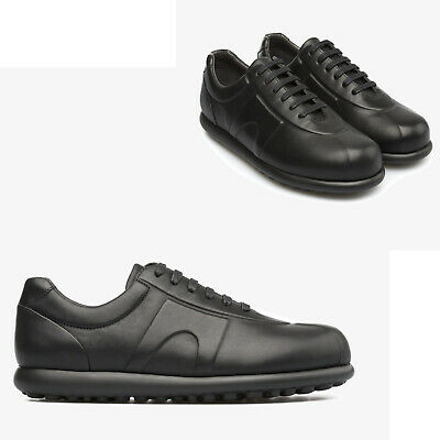 £121.11 • Buy Mens Camper Shoes Pelotas XLite Black Leather Camper Trainers 18978 New