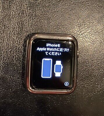 $ CDN262.92 • Buy AppleWatch Series 3 (GPS) 42mm Space Gray Aluminum Case With Black Sport...