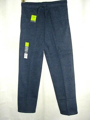 $14.49 • Buy Boy's Tek Gear Ultra Soft Midnight Blue Fleece Pants - Size M (10-12) - NWT