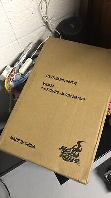$320 • Buy Hot Toys Scarlet Spiderman Exclusive ***Brand New****Never Opened***