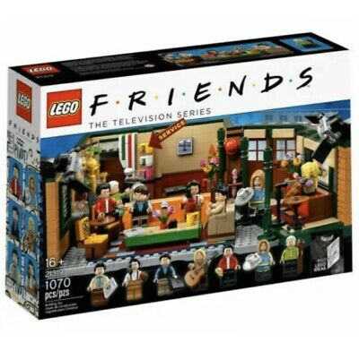$79.99 • Buy LEGO FRIENDS Central Perk Cafe Ideas Set 21319 IN HAND!!