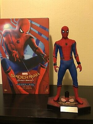 $350 • Buy Hot Toys Spiderman Homecoming Deluxe