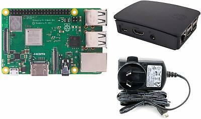 AU169 • Buy Raspberry Pi 3b+ Gaming Kit - Case,  2xControllers, Power, Hdmi & 128gb SD Card